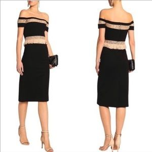 Alexis Bailey Off-the-Shoulder Cocktail Dress